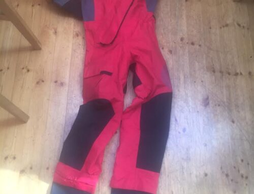 Gill Pro Drysuit – Size – Junior Large – As New
